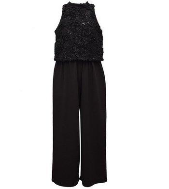Bonnie Jean jumpsuit zwart