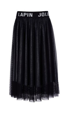 Lapin House tulle skirt black