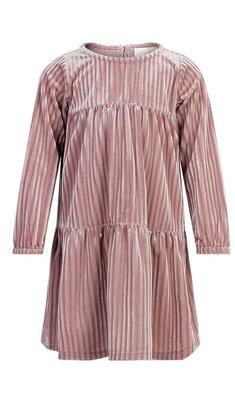 Creamie dress velours deauville mauve