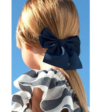 Abel & Lula hairclip blue