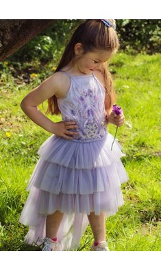 Ooh la la Couture jurkje Chloe lila