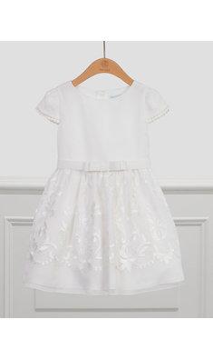 Abel & Lula jurk voor bruidsmeisje wit