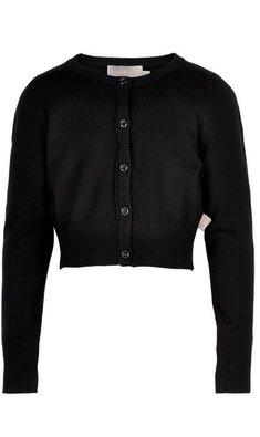 Creamie short cardigan black