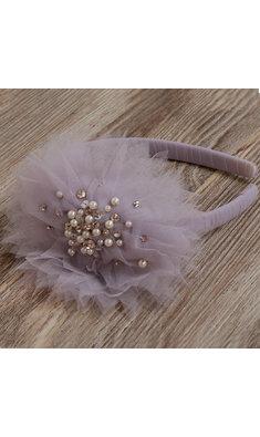 Ooh la la Couture headband lilac