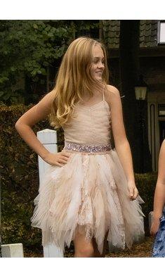 Ooh la la Couture dress Cyrene Sand