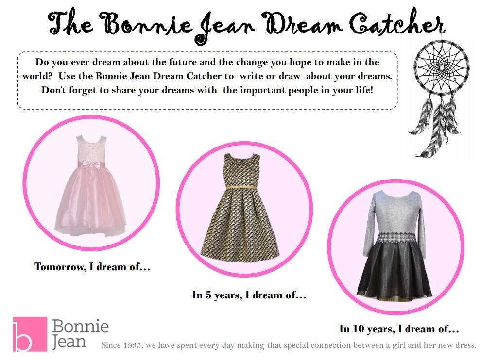 Droomjurken van Bonnie Jean