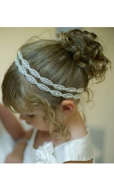 Party double headband.
