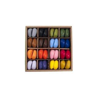 Crayon Rocks Crayon Rocks 64 Sojawaskrijtjes in 16 kleuren