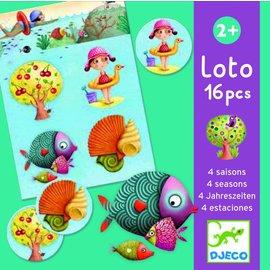 Djeco Djeco Lotto 4 seizoenen