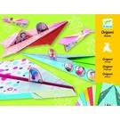 Djeco Djeco origami mooie vliegtuigjes
