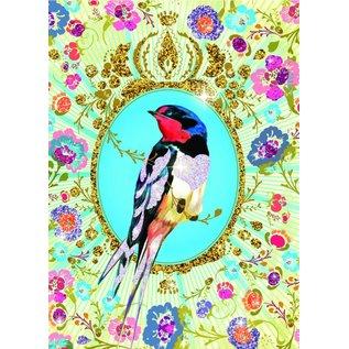 Djeco Djeco glitterschilderijen vogels