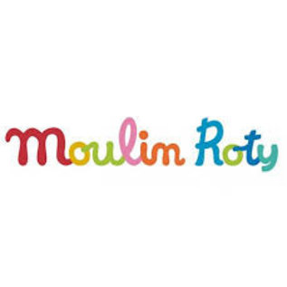 Moulin Roty Moulin Roty knuffel konijn in doos
