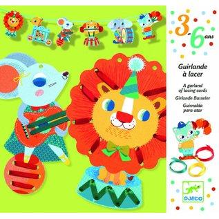 Djeco Djeco knutselpakket 'De grote parade'