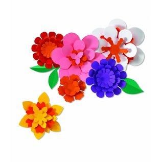 Djeco Djeco knutselpakket 'Meisje met bloemen'