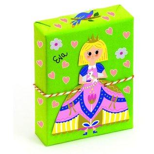 Djeco Djeco knutselpakket 'Mijn cadeaudecoraties'