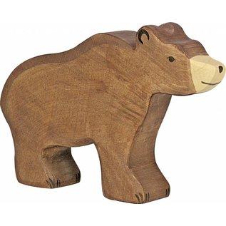 Holztiger Holztiger bruine beer