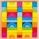 Goki Goki houten blokken - 57 delig