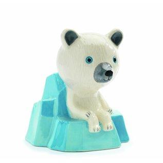Djeco Djeco spaarpot Kleine ijsbeer