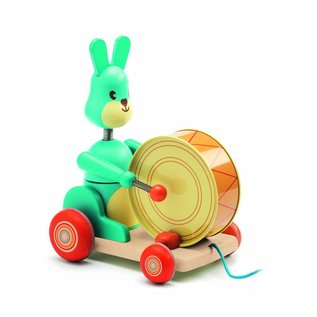 Djeco Djeco trekfiguur Bunny boum