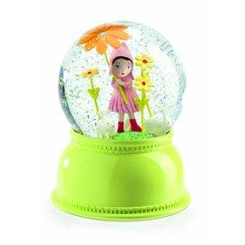 Djeco Djeco sneeuwbol en nachtlampje Meisje