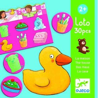 Djeco Djeco Lotto Huis (DJ08121)
