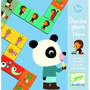 Djeco Djeco reuzen domino Vrienden (DJ08118) 28st