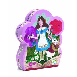 Djeco Djeco puzzel Alice in Wonderland
