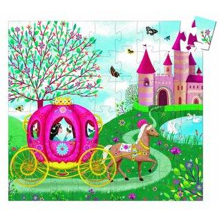 Djeco Djeco puzzel De koets (DJ07254) 54st