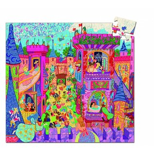 Djeco Djeco puzzel Sprookjeskasteel (DJ07246) 54st