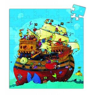 Djeco Djeco puzzel Piratenschip (DJ07241) 54 st