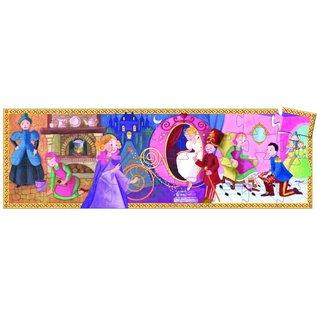 Djeco Djeco puzzel Assepoester (DJ07232) 36 st