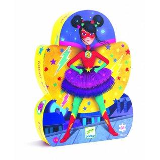 Djeco Djeco puzzel Super Star (DJ07226) 36 st