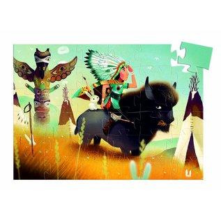 Djeco Djeco puzzel Tatanka (DJ07224) 36st