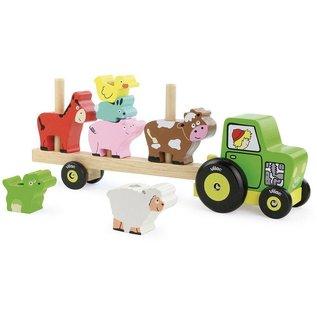 Vilac Vilac Tractor met dieren 2401