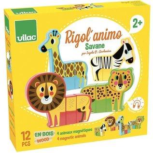 Vilac Vilac Magnetische dieren 7703