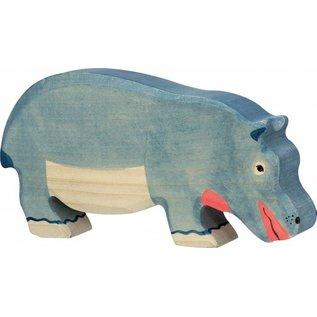 Holztiger Holztiger nijlpaard 80161
