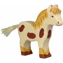 Holztiger Holztiger staande pony