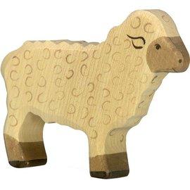 Holztiger Holztiger schaap staand