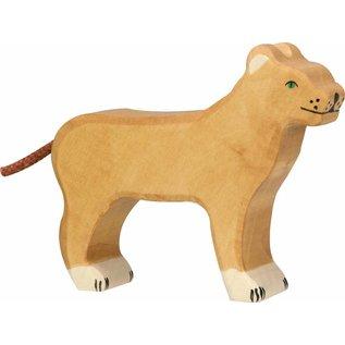 Holztiger Holztiger leeuwin 80140
