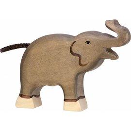 Holztiger Holztiger olifant klein
