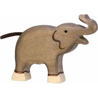 Holztiger Holztiger olifant klein 80150