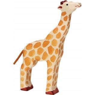 Holztiger Holztiger giraffe kop omhoog 80155