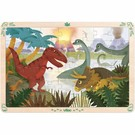 Vilac Vilac houten puzzel 'Dinosaurus' (42st)