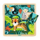 Djeco Djeco puzzel Jungle