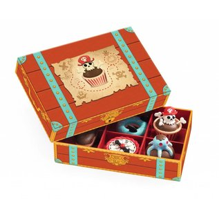 Djeco Djeco piraten taartjes DJ06524