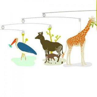 Djeco Djeco mobiel Afrikaanse Savanne DD04300