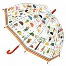 Djeco Djeco kinderparaplu In de regen