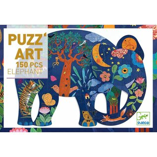 Djeco Djeco puzzel Olifant DJ07652