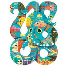 Djeco Djeco puzzel Octopus