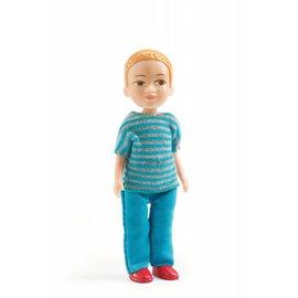 Djeco Djeco poppenhuispop Victor
